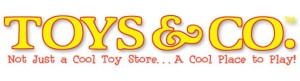 Toys and Co store logo